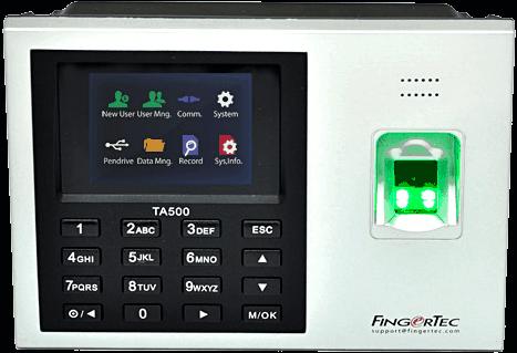 Fingertec TA500 DIY System