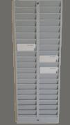 Proximity Card Rack