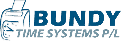 Bundy Style Time Clock Installation