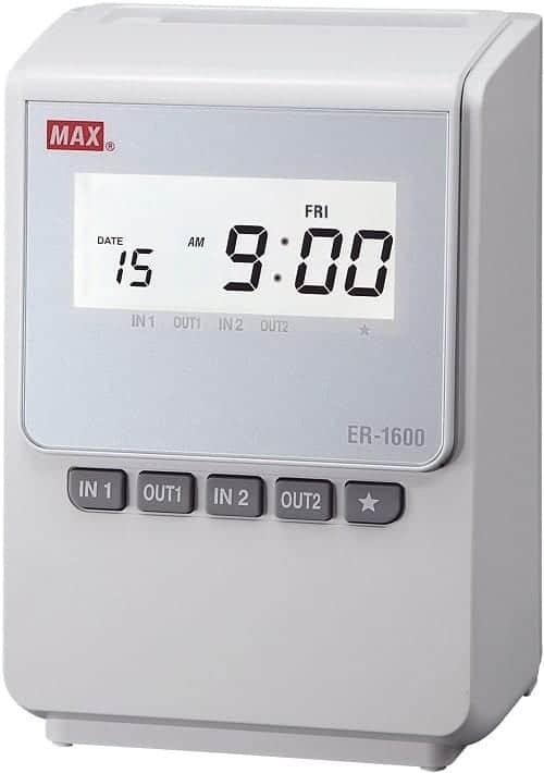 Max ER1600 Package Deal