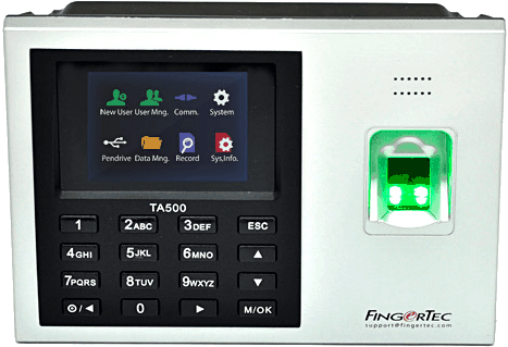Fingertec Time and Attendance System Package Deals